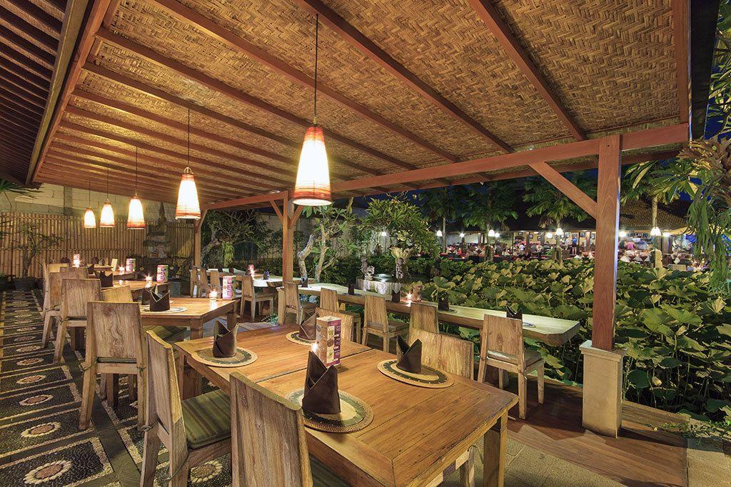 The Pond Restaurant Ubud, Bali