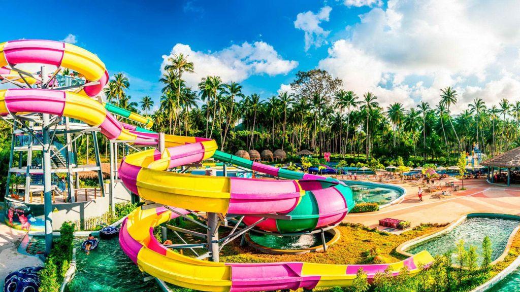 Best Adventure Parks For Kids - Koh Samui