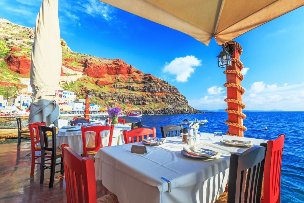 Eating out options - Zante