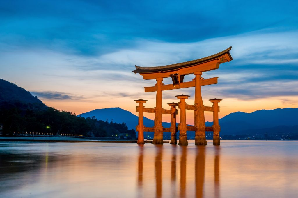 Check Out A Temple Or Shrine - Japan