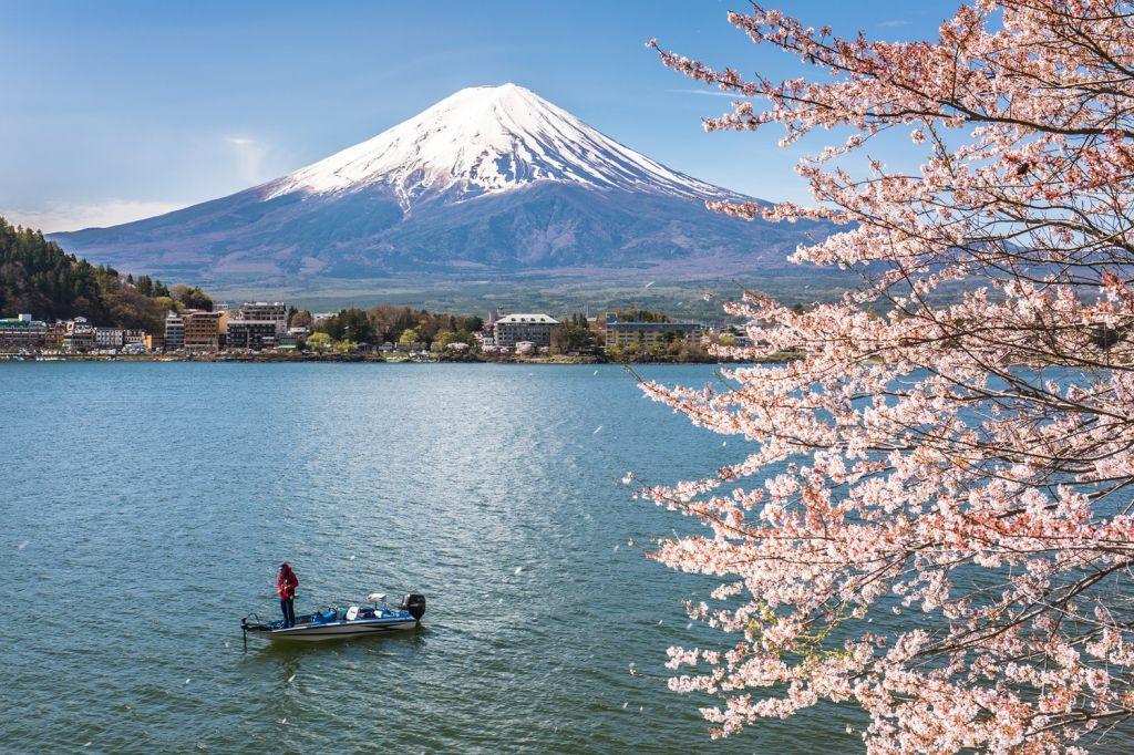 Visit Mount Fuji - Japan