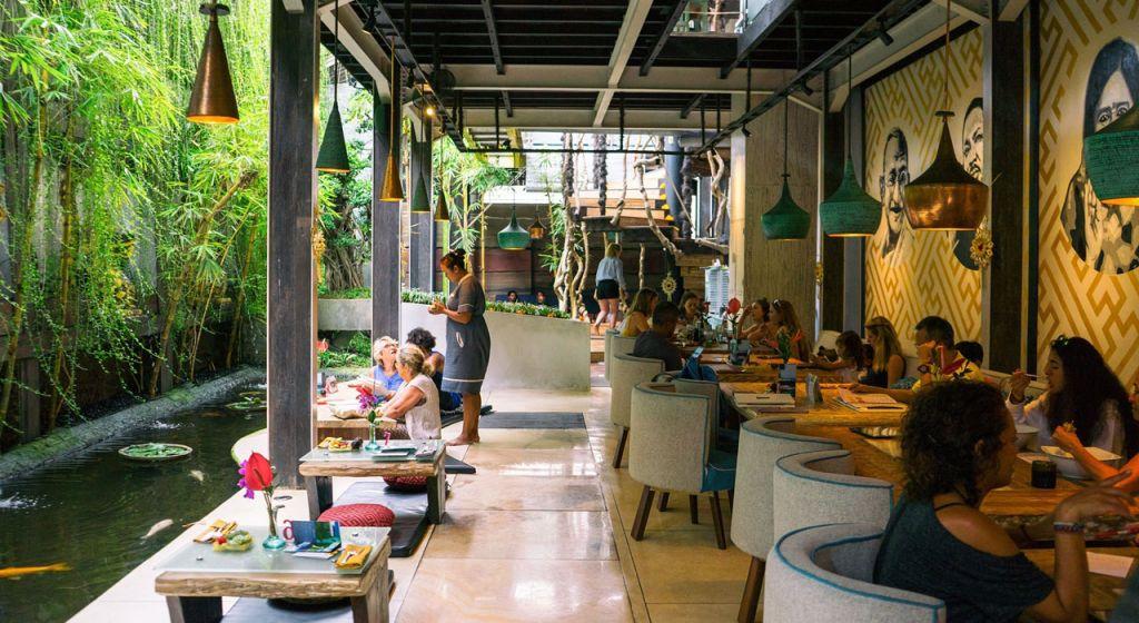 Clear Cafe Ubud, Bali