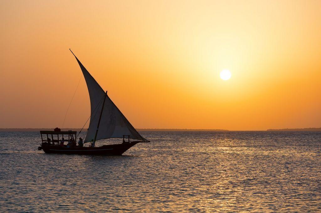 Dhow Cruise - Zanzibar