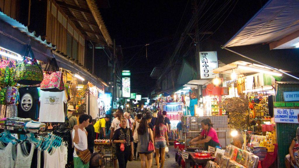 Check Out a Night Market - Koh Samui