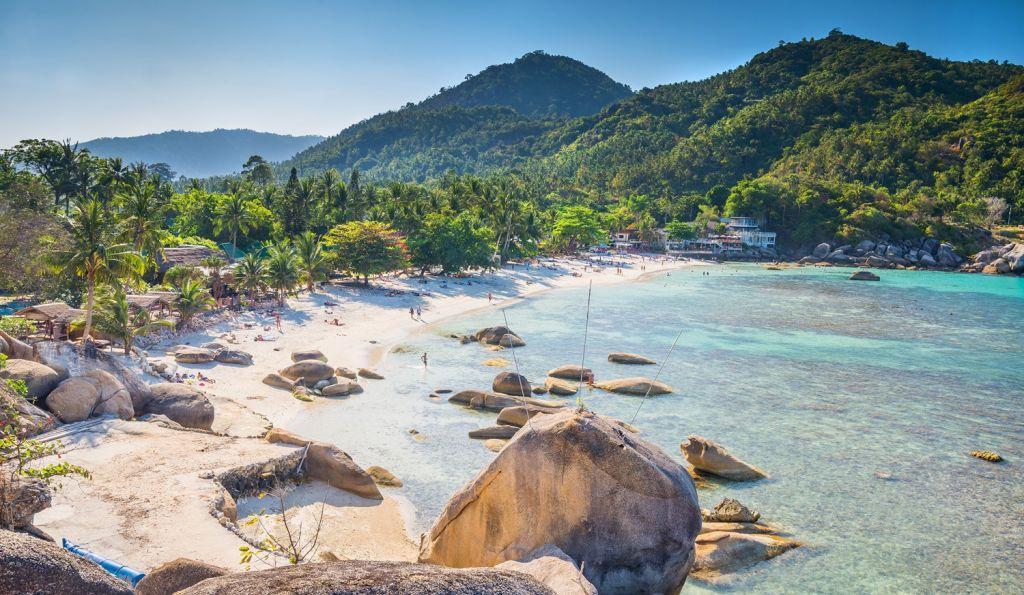 Go To The Beach - Koh Samui