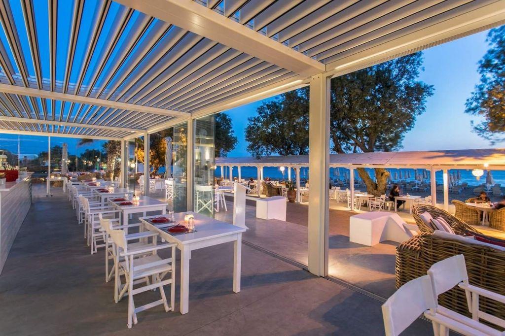 Ippokampos-Beach-Restaurant - Naxos