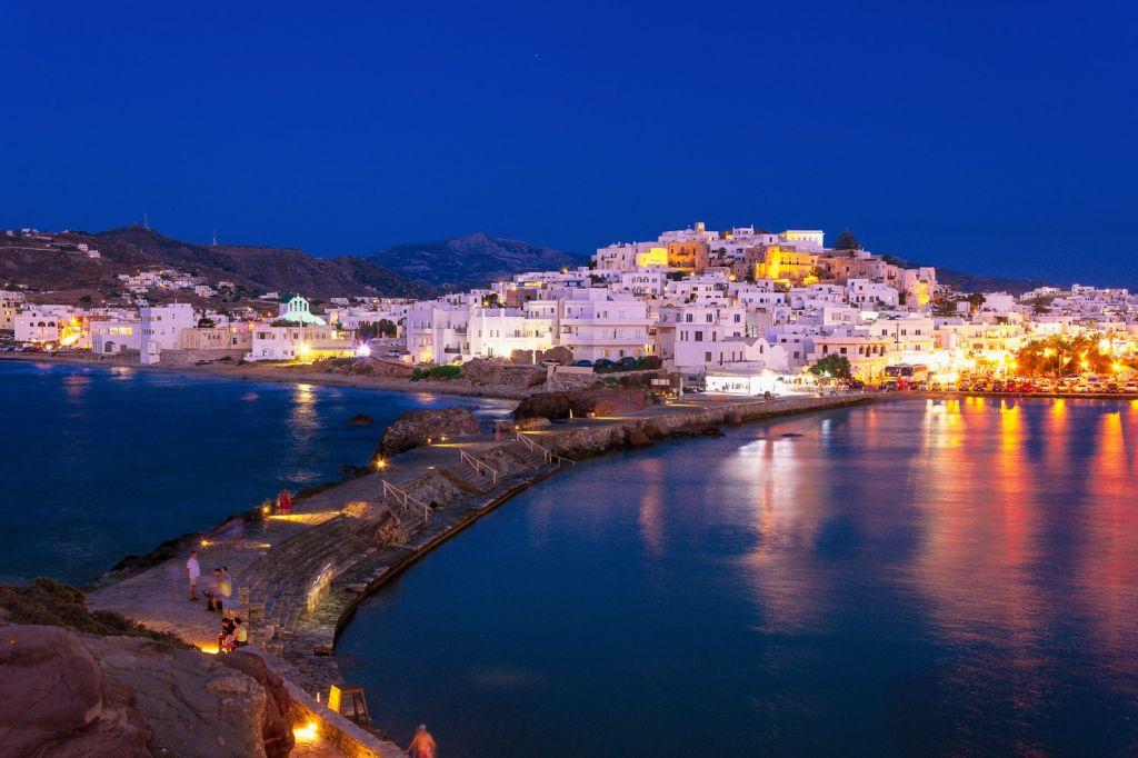 Nightlife - Naxos