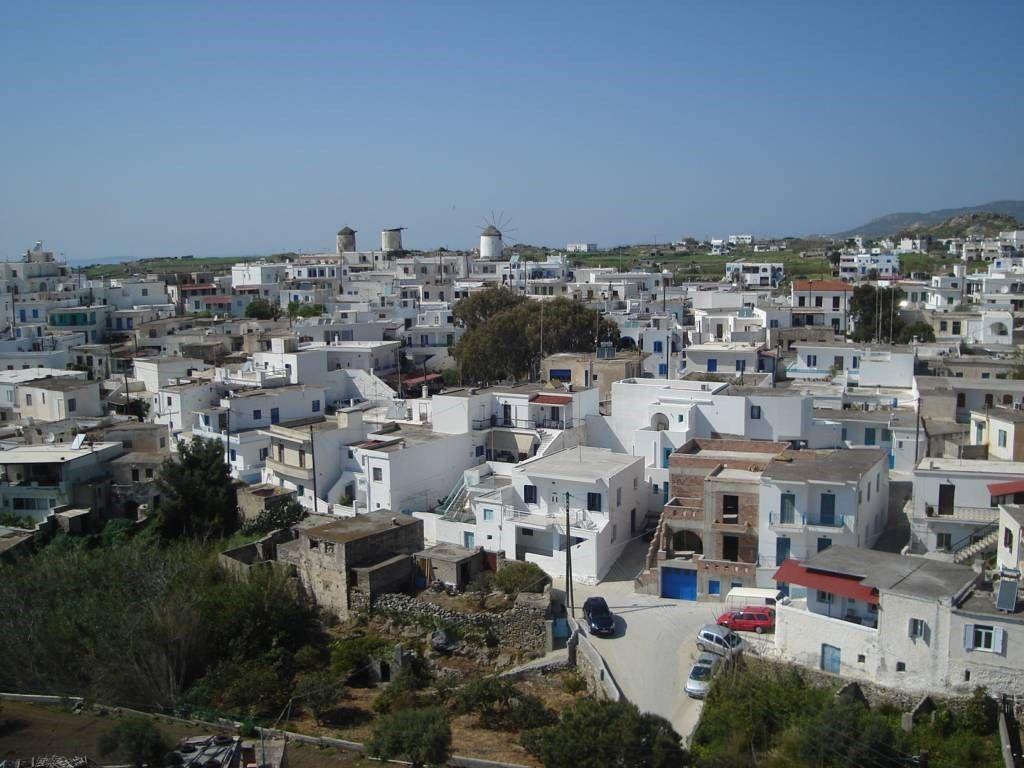 Tripodes or Vivlos - Naxos
