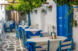 Where to eat and drink in Naxos