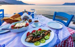 Local cuisine of Naxos
