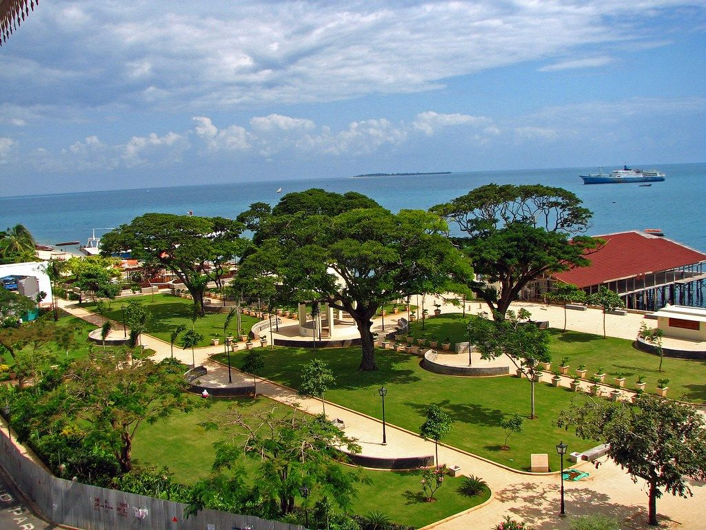Forodhani Gardens - Zanzibar