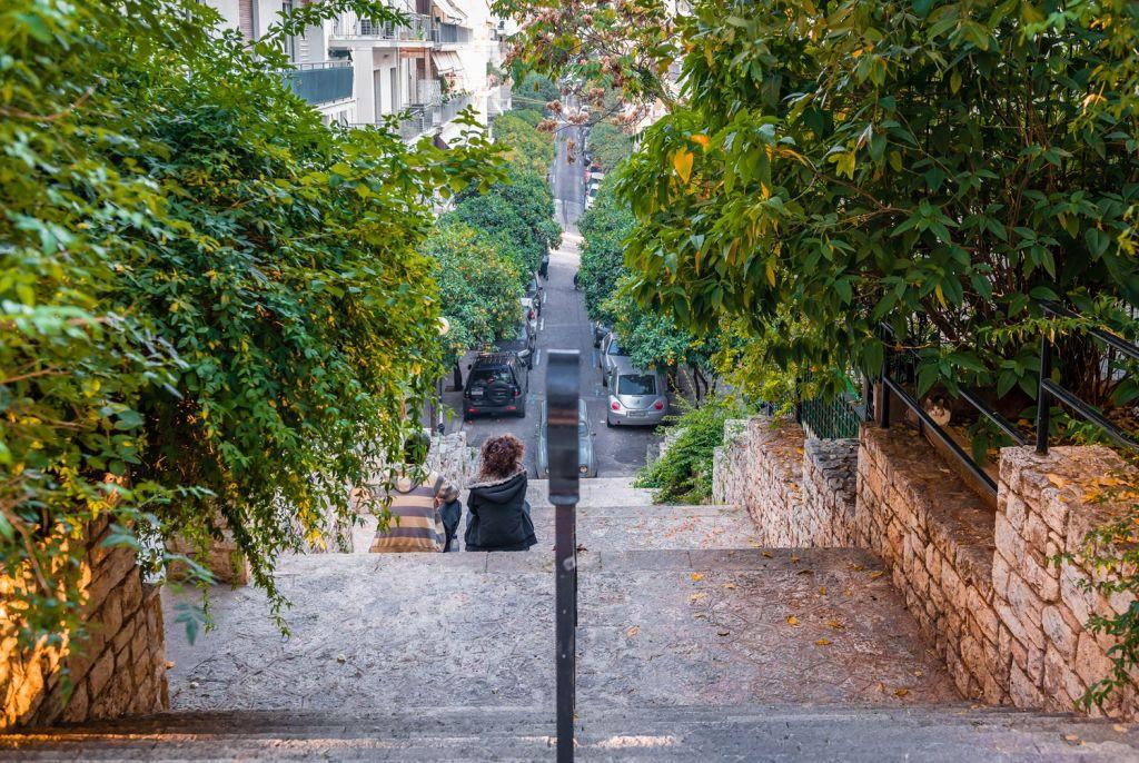 Kolonaki, Athens' city centre