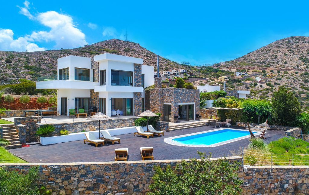 White Pearl Villa Elounda Lasithi