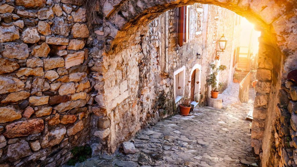 Rhodes' Old City