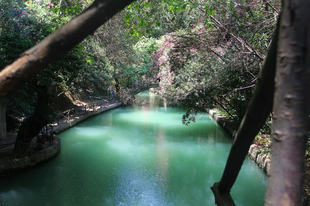 Rodini Park - Rhodes