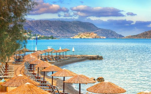 Beaches in Elounda