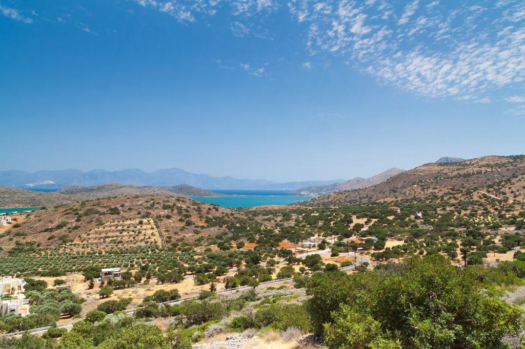 Lasithi Plateau - Agios Nikolaos