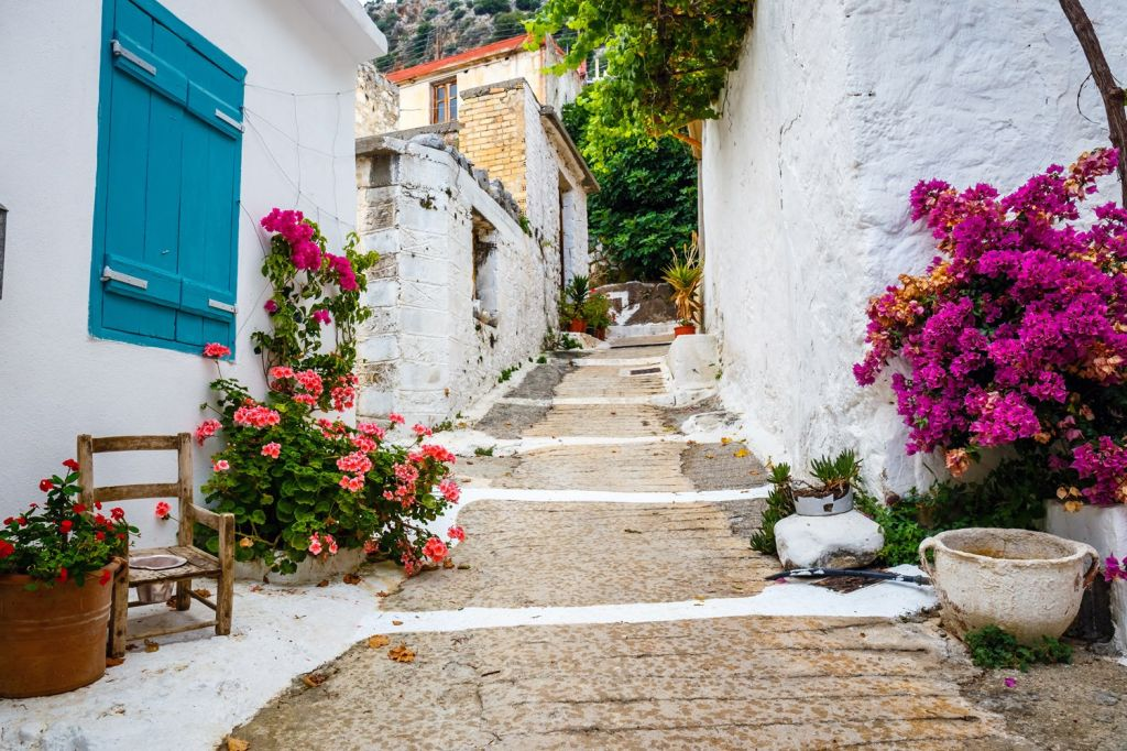 Kritsa - Agios Nikolaos