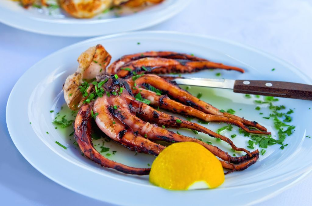 The culinary tradition - Paros