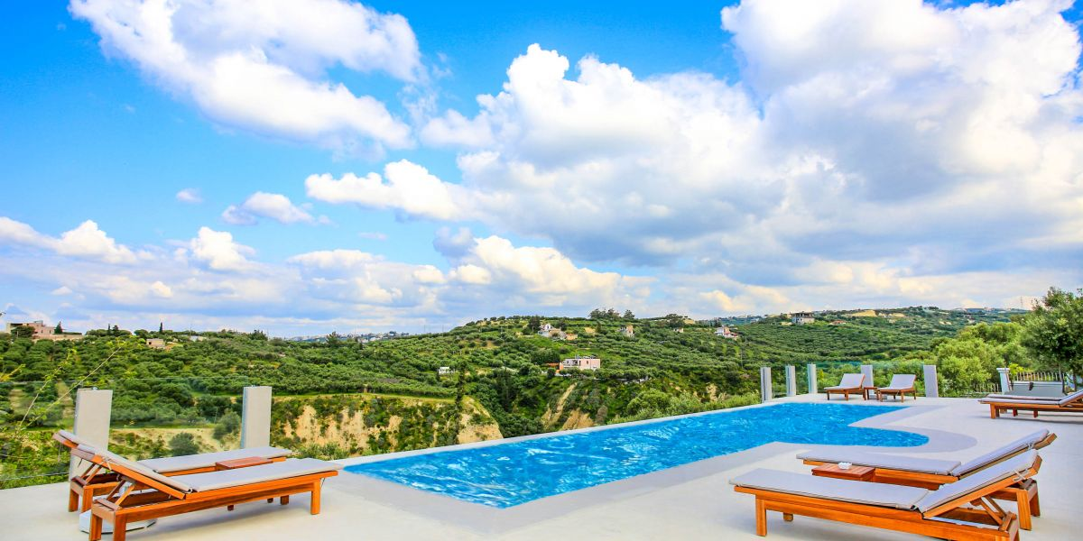 Top 10 villas in Crete for Autumn