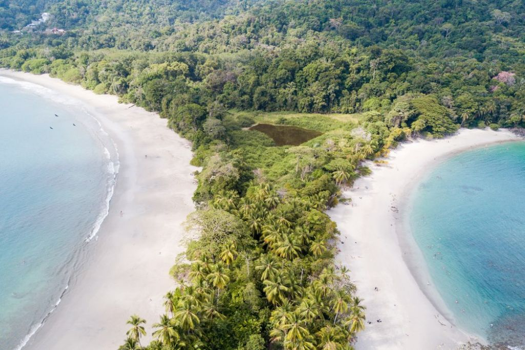 Manuel Antonio National Park's Beach Hikes