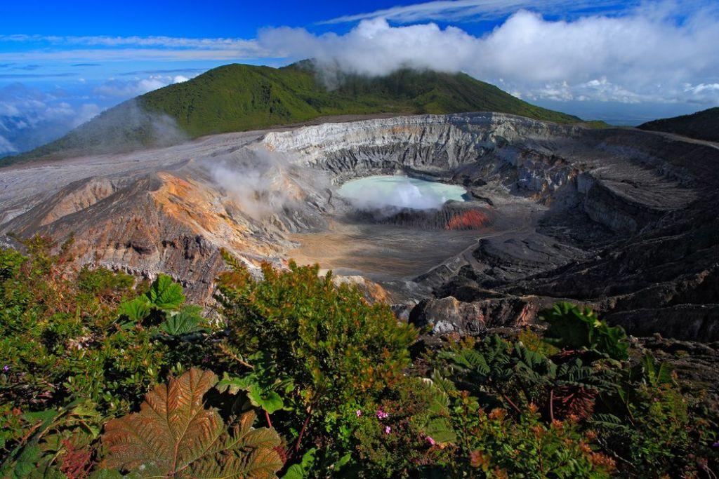 Volcán Poás, Parque Nacional Volcán Poás