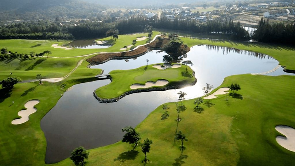 Banyan Golf Resort, Hua Hin