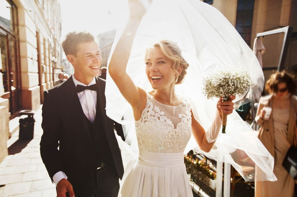 Consider the aftermath event after your marriage ceremony