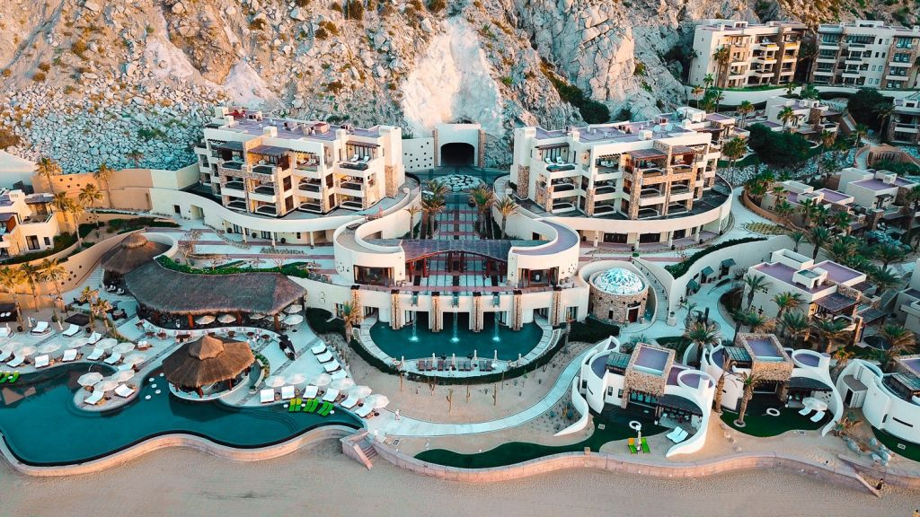 The Resort at Pedregal, Mexico