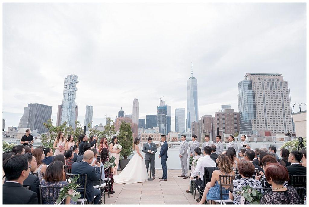 Tribeca Rooftop, New York City