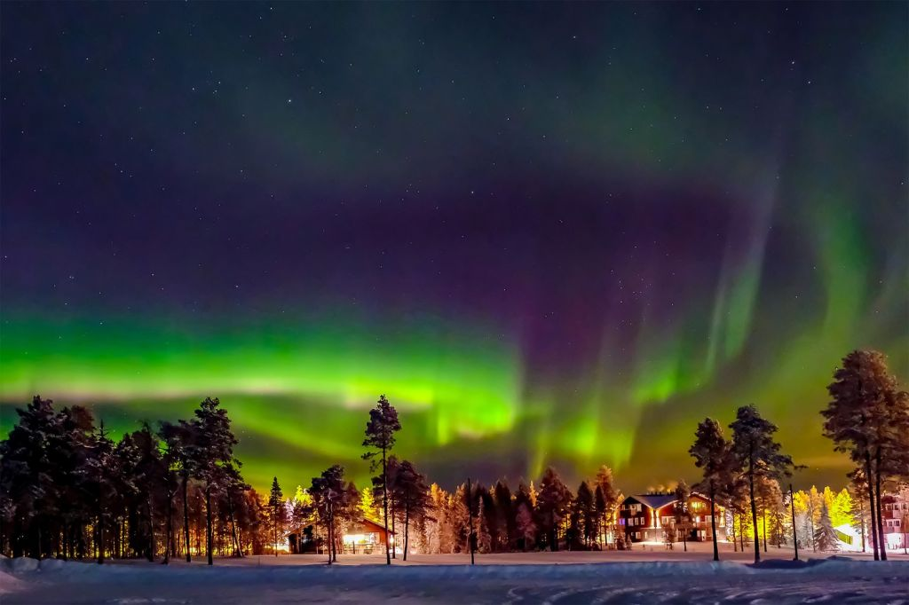What to expect from a Northern Lights tour 1