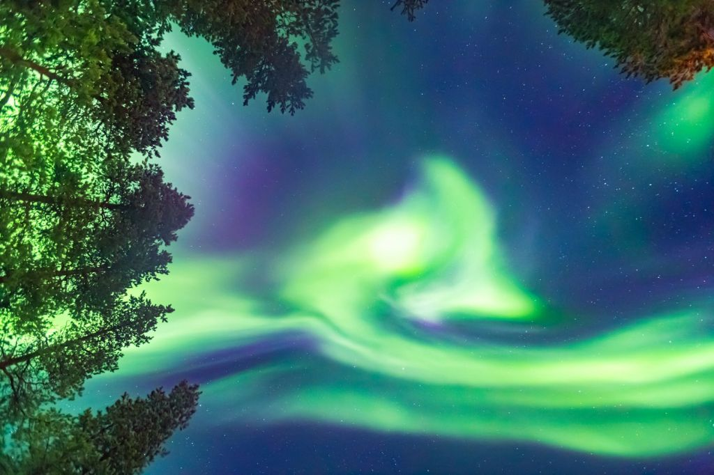 Taking a trip to see the Northern Lights in Norway 2
