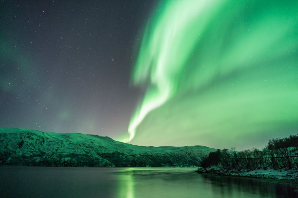 Taking a trip to see the Northern Lights in Norway 3