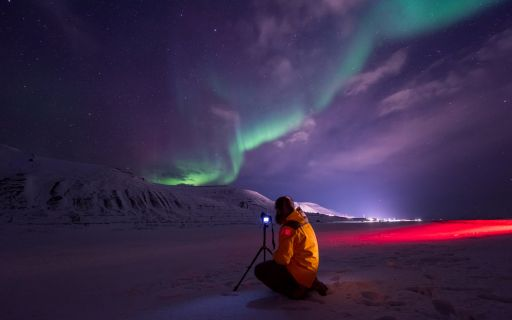 Tips to photograph the Northern lights