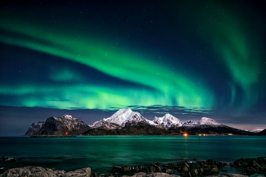 What do you need to get quality photos of the Northern Light