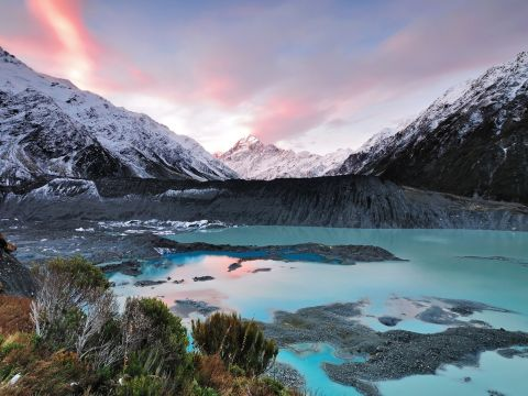 Landscape of New Zealand