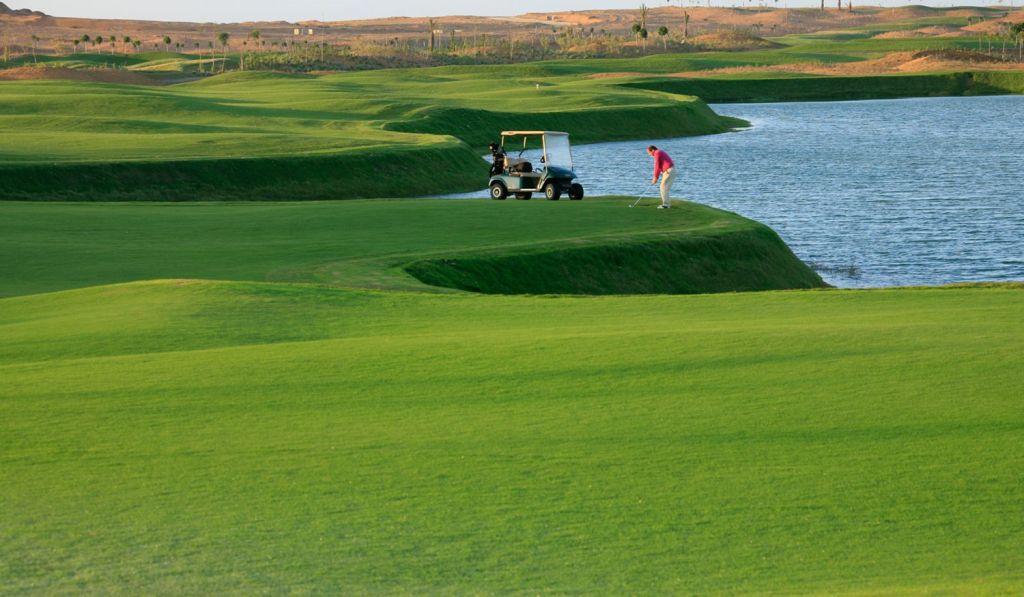 Golf Tazegzout