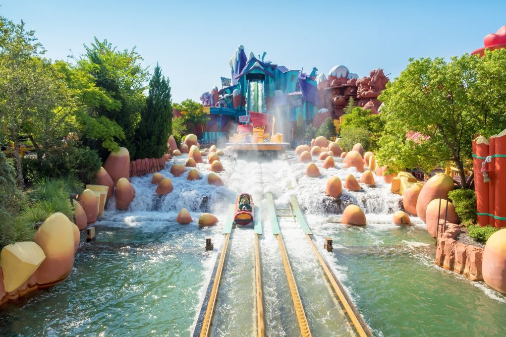 Must visit US Theme Parks