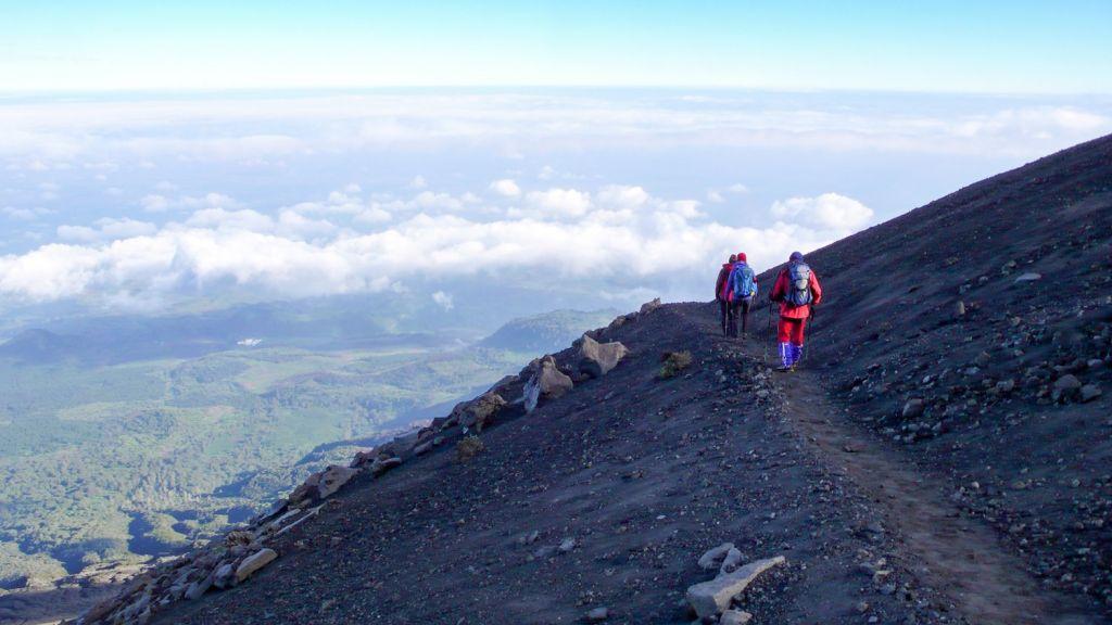 Kilimanjaro Hike 3