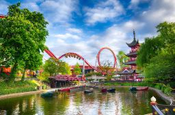 The best amusement parks in the world