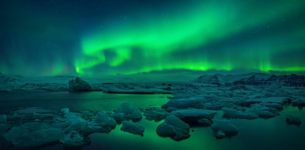 Auroras in Northern Europe 3
