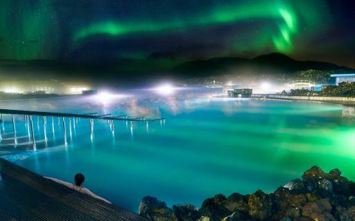 Auroras in Northern Europe