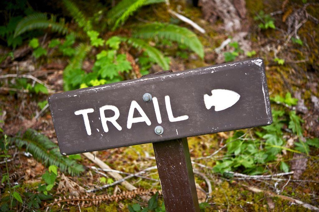 Choose a trail carefully
