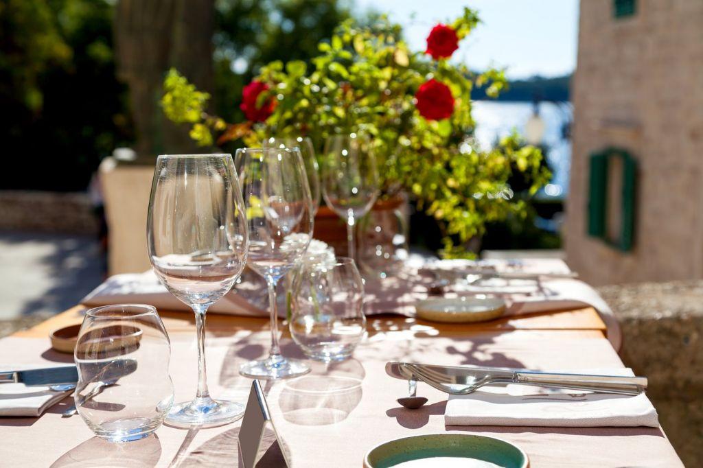 Croatia food and wine