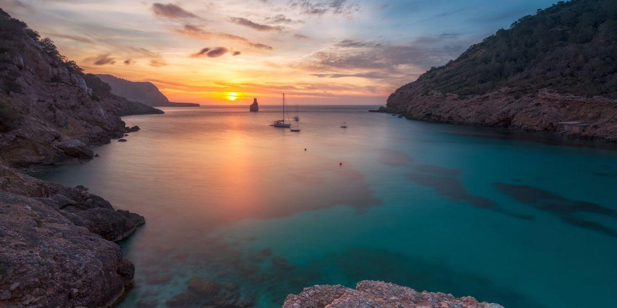 A weekend break in Ibiza