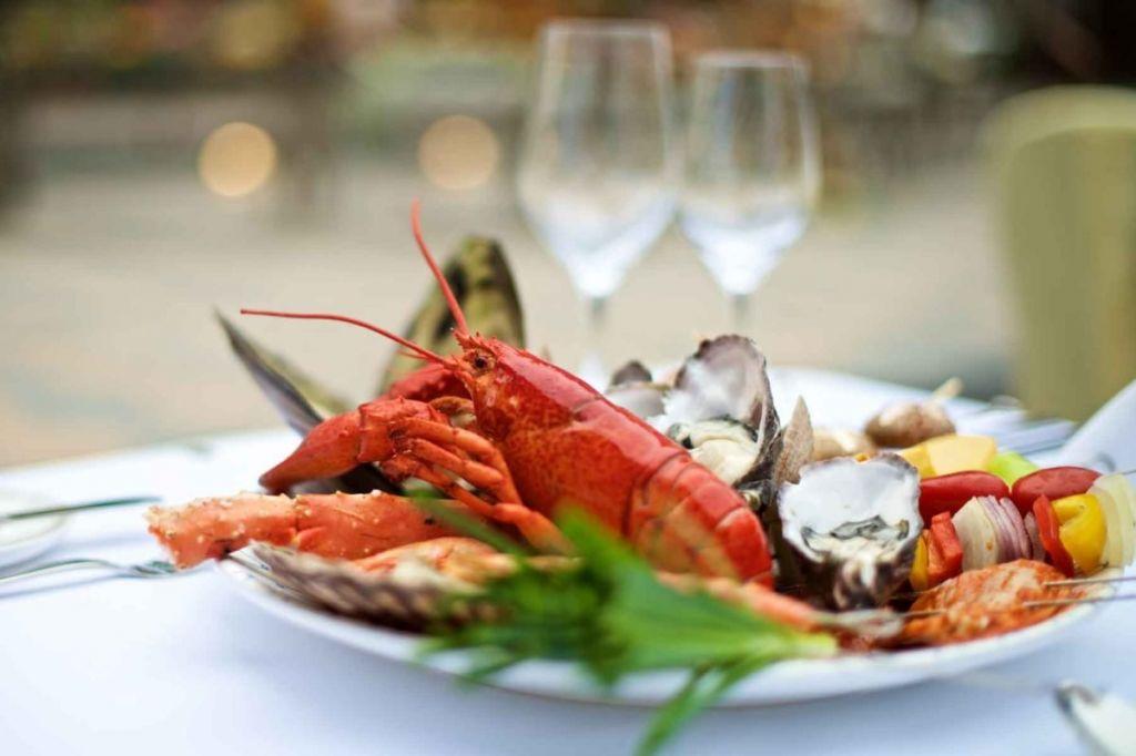 Lobster paradise