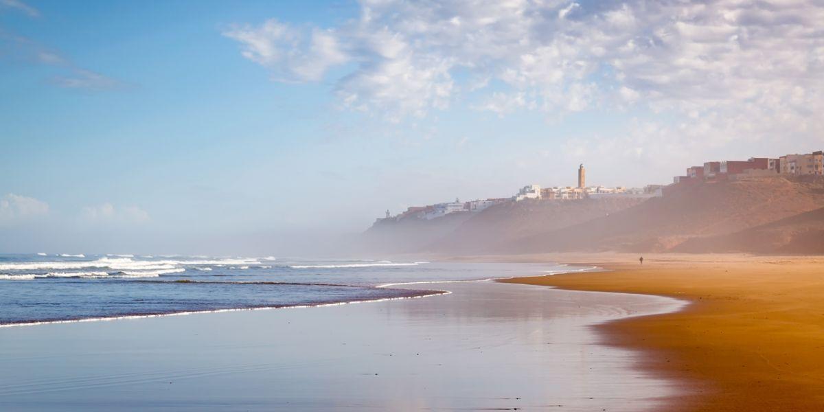 Explore Morocco's Mediterranean Beaches