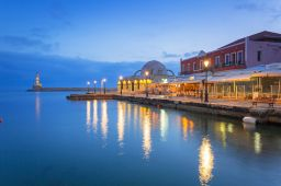 Inspire an epic summer in Chania, Crete