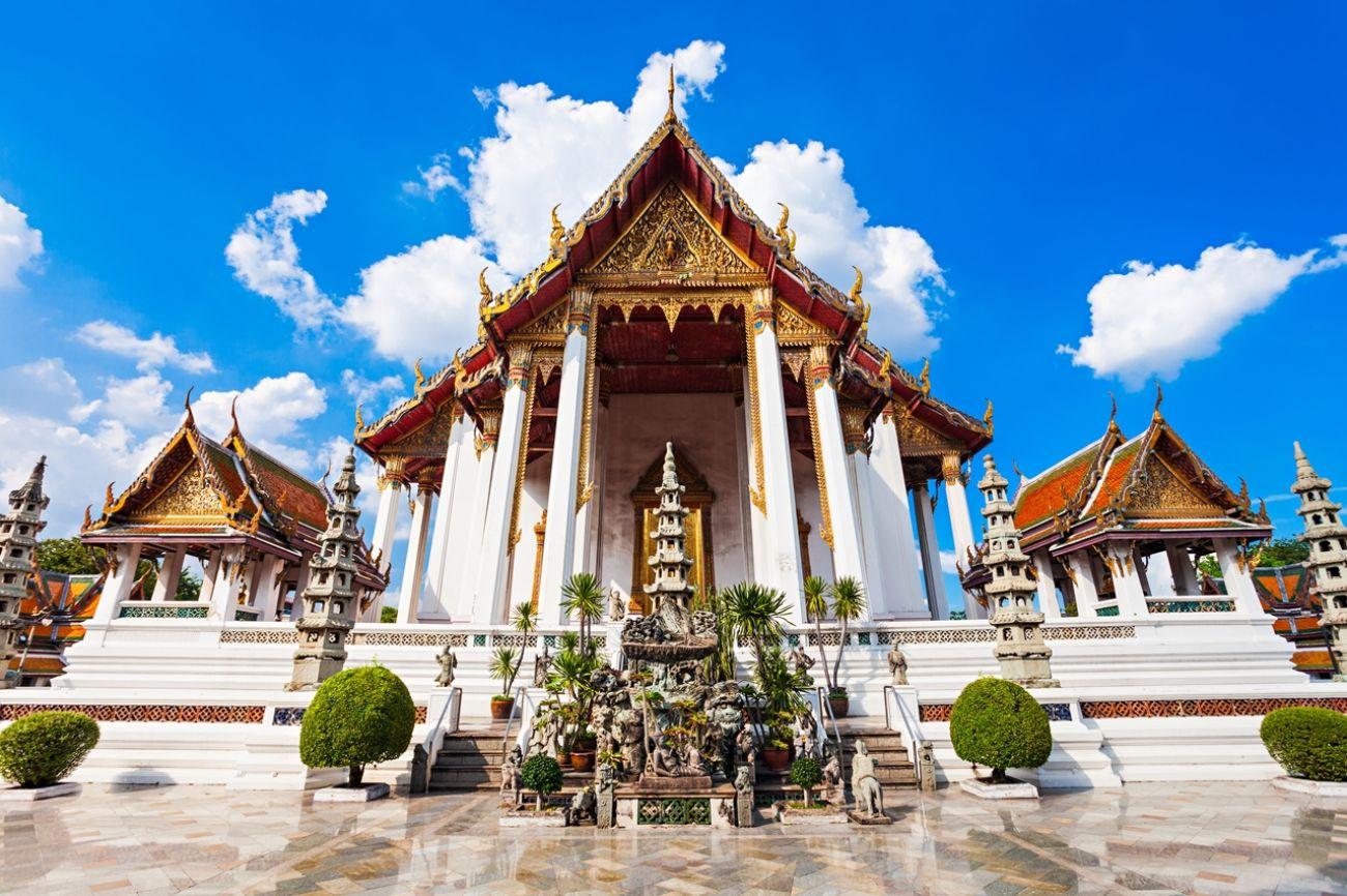 Thailands Beautiful Temples