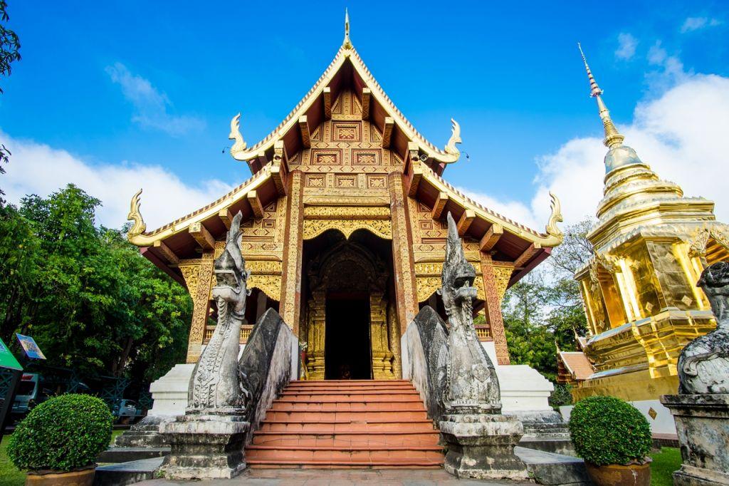 Wat Phra Singh Thailand